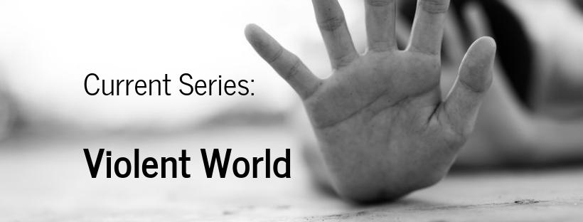 Violent World Banner