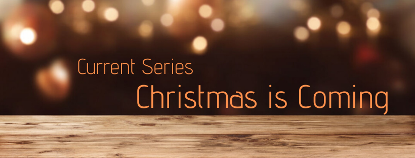 Christmas is Coming Banner